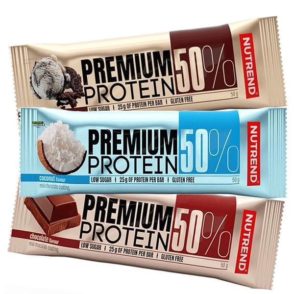 Nutrend Premium 50% Protein Bar