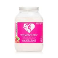 Women's Best Slim Body Shake Erdbeere