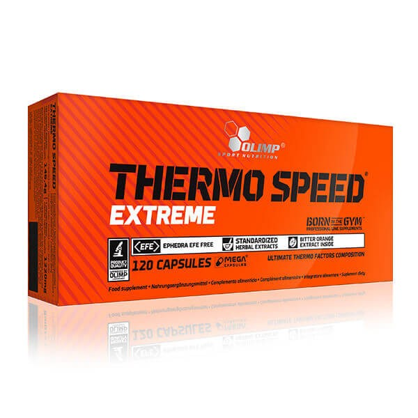 Olimp Thermo Speed Extreme Mega Caps (120 Kapseln)