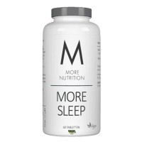 More Nutrition More Sleep