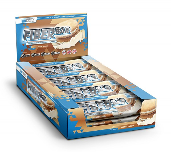 Frey Nutrition Fiber Bar