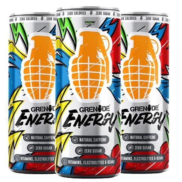Grenade Energy Drink