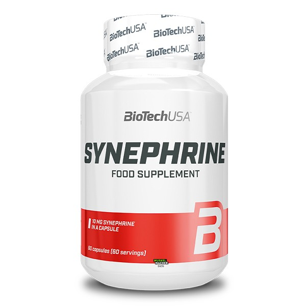 Biotech USA Synephrine (60 Kapseln)
