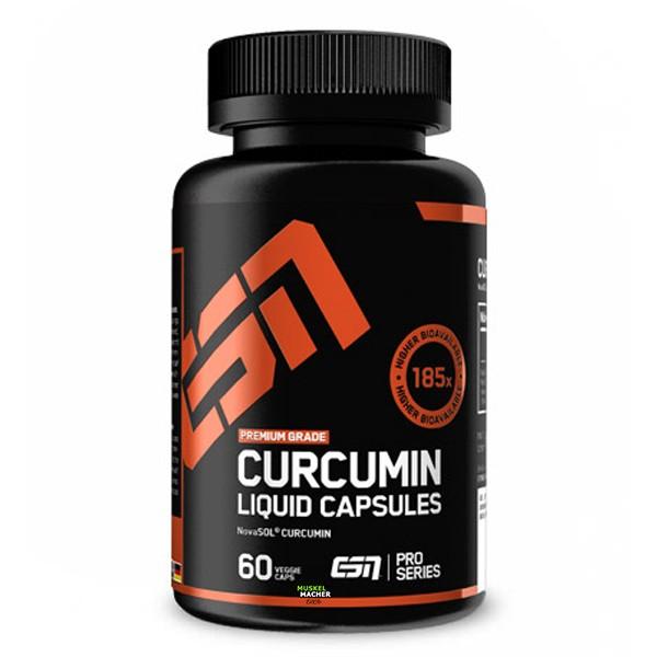 ESN Curcumin Liquid Caps (60 Kapseln)