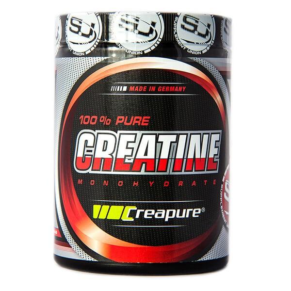 S.U. 100% Pure Creatine Creapure