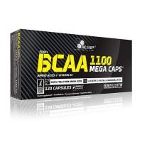 Olimp BCAA Mega Caps 1100 120 Stück