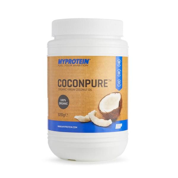 MyProtein Coconpure kaltgepresstes Kokosöl (920g)