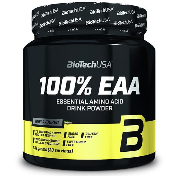 BioTech USA 100% EAA Pulver (231g)