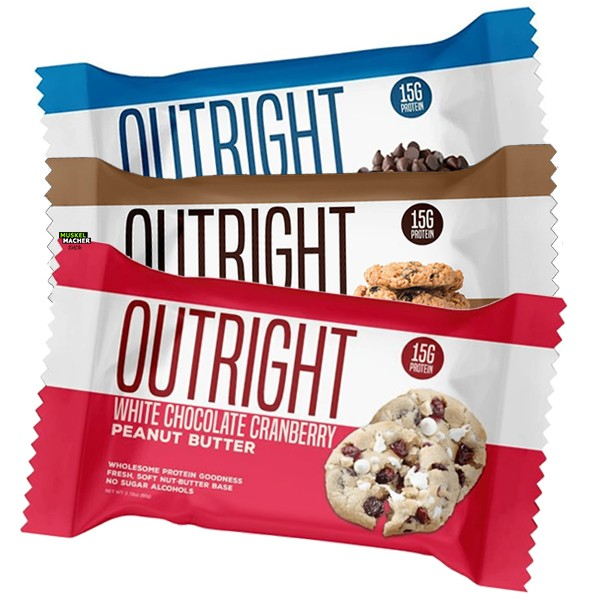 MTS Nutrition Outright Protein Bar