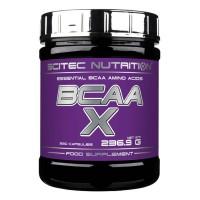 Scitec Nutrition BCAA-X 120 Kapseln