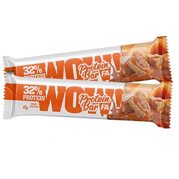 FA Nutrition Wow! Protein Bar
