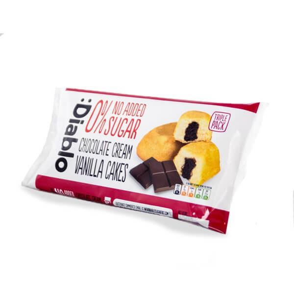 Diablo Sugar Free Mini Cakes