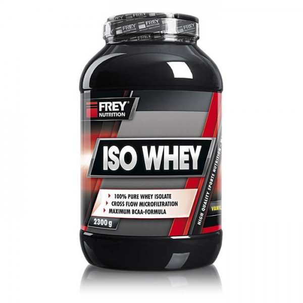 Frey Nutrition Iso Whey