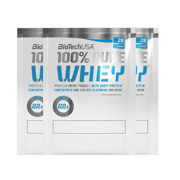 BioTech USA 100% Pure Whey Probe