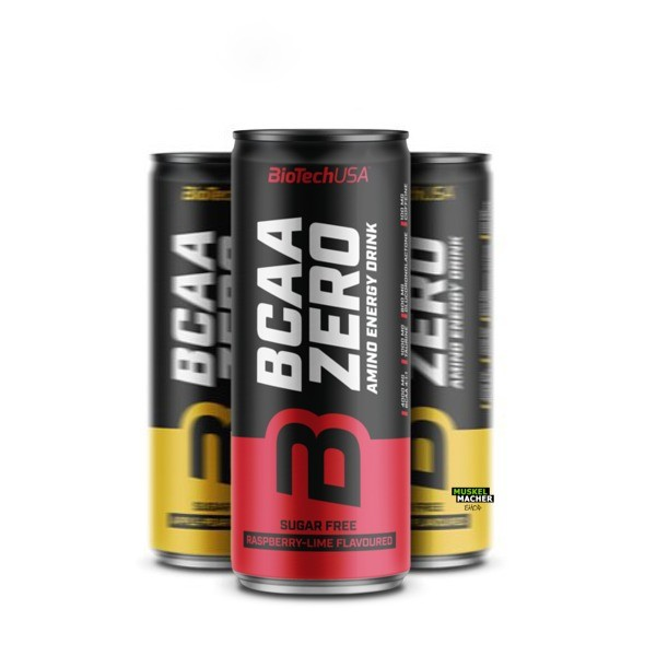 BioTech USA BCAA Zero Energy Drink
