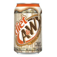 A & W Diet Root Beer 355ml