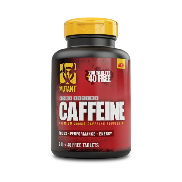 Mutant Caffeine (240 Tabletten)
