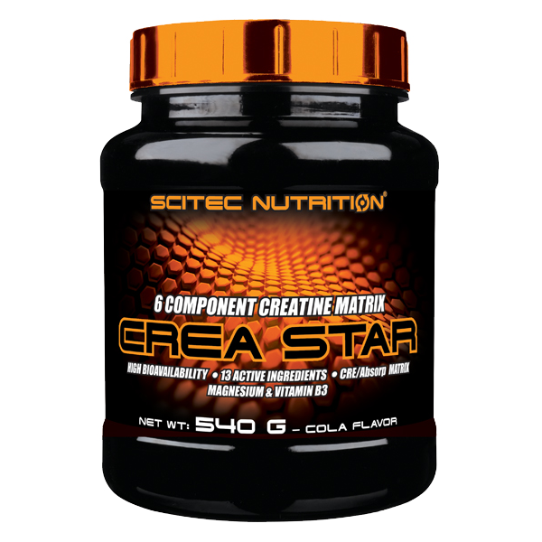 Scitec Nutrition Crea Star (540g)