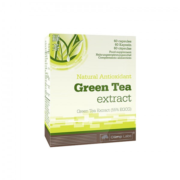 Olimp Green Tea Extract (60 Kapseln)