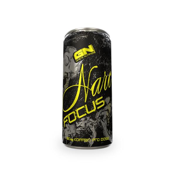GN Narc Focus Energy Drink im Muskelmacher Shop bestellen ...