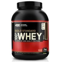 Optimum Nutrition 100% Whey Gold Standard Vanille Ice Cream 450g