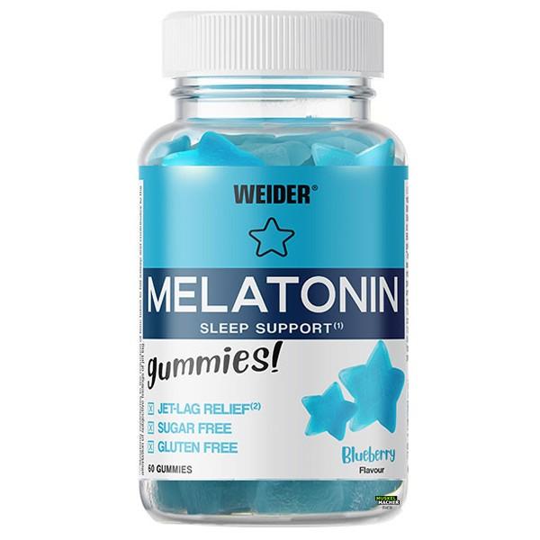 Weider Melatonin (60 Gummies)