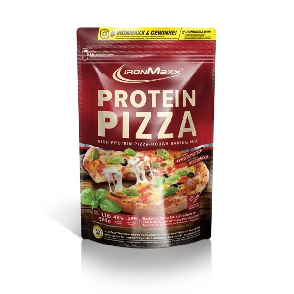 Ironmaxx Protein Pizza