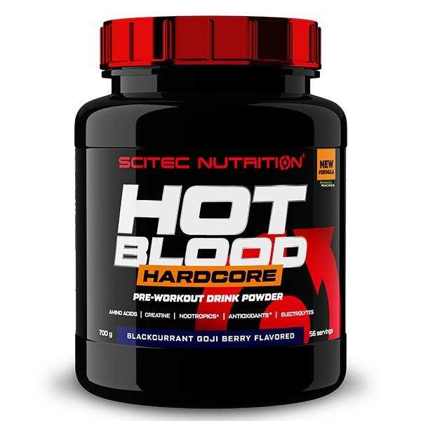 Scitec Nutrition Hot Blood Hardcore