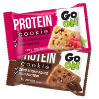 Go On Nutrition Protein Cookie Brownie