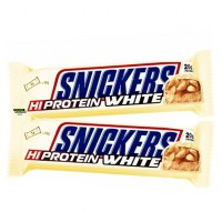 Snickers White Hi Protein Bar