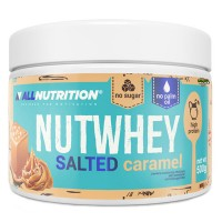 All Nutrition Nutwhey Protein Creme Almond White