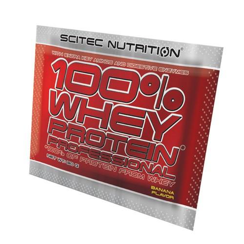 Scitec Nutrition 100% Whey Professional Probe