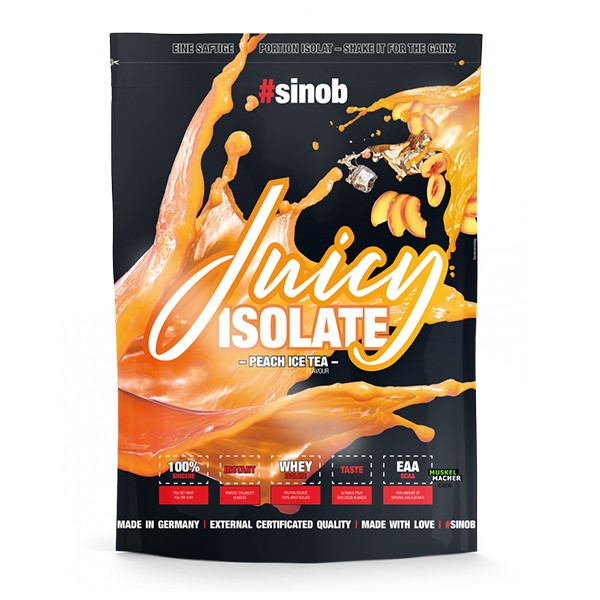 #Sinob Blackline 2.0 Juicy Isolat