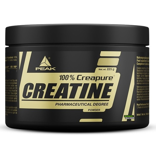 PEAK Creatine 100% Creapure