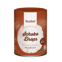 Xucker Chocolate Drops Vollmilch|200g