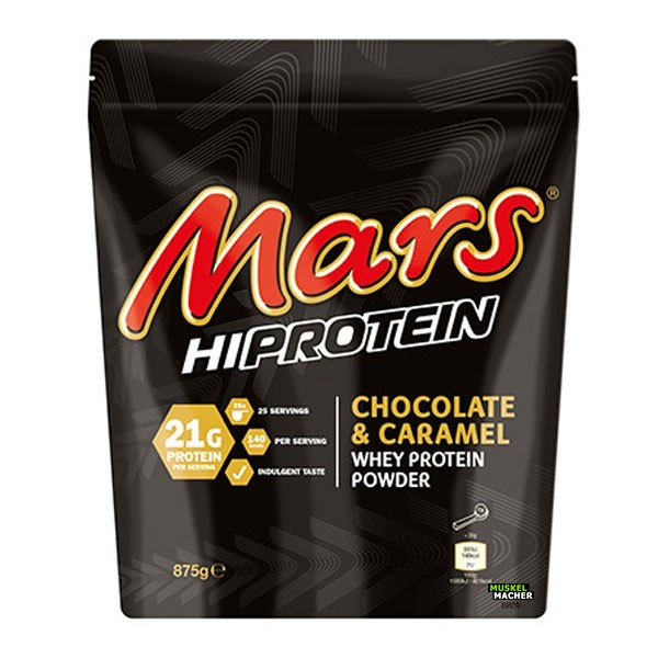 Mars Hi Protein Pulver