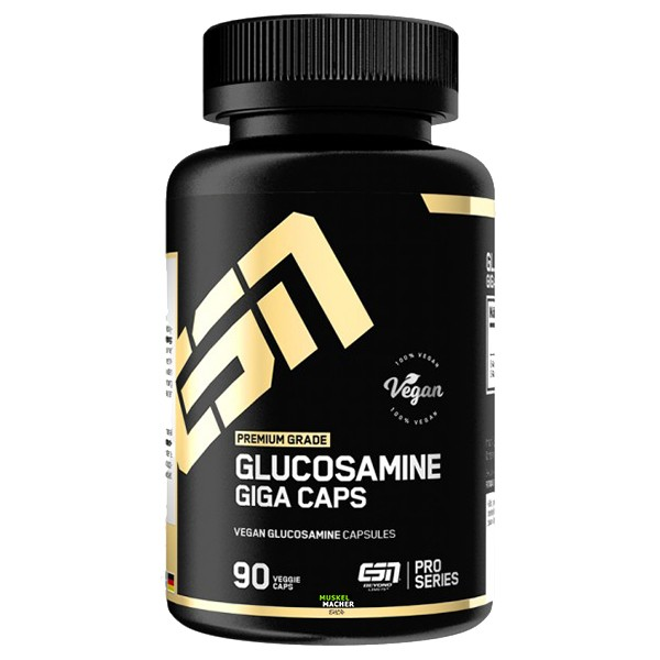 ESN Glucosamine Giga Caps (90 Kapseln)
