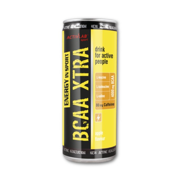 Activlab BCAA Xtra Energy Drink