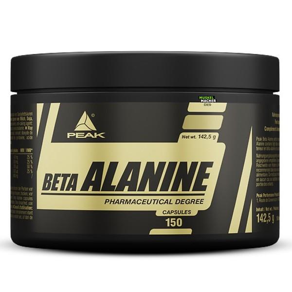 PEAK Beta Alanine (150 Kapseln)