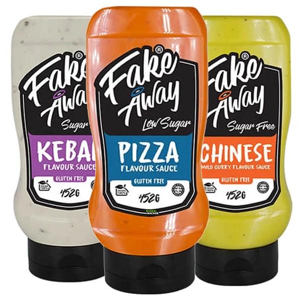 Fake Away Sauce