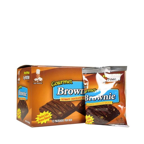 Tri-O-Plex Protein Brownies (Double Chocolate)