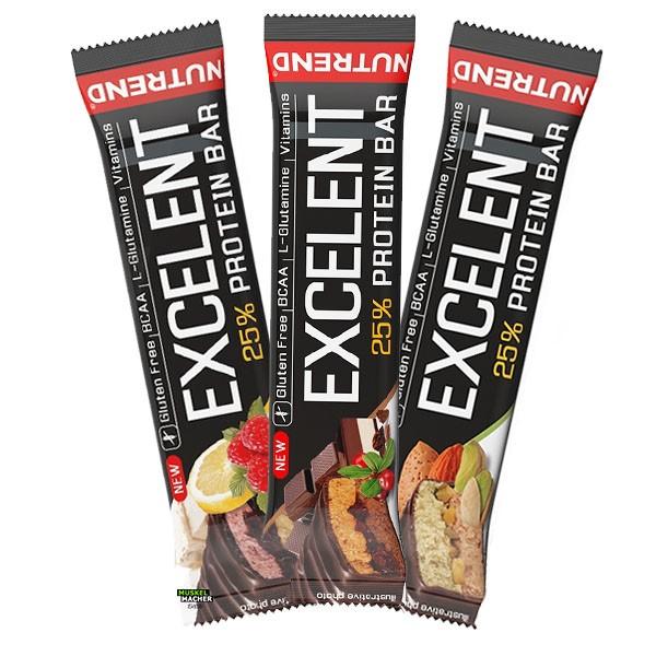 Nutrend Excelent 25% Protein Bar