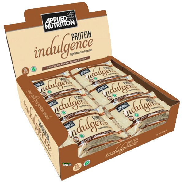 12er Box Applied Nutrition Indulgence Protein Bars