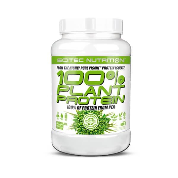 Scitec Nutrition 100% Plant Protein (Schoko-Praline)