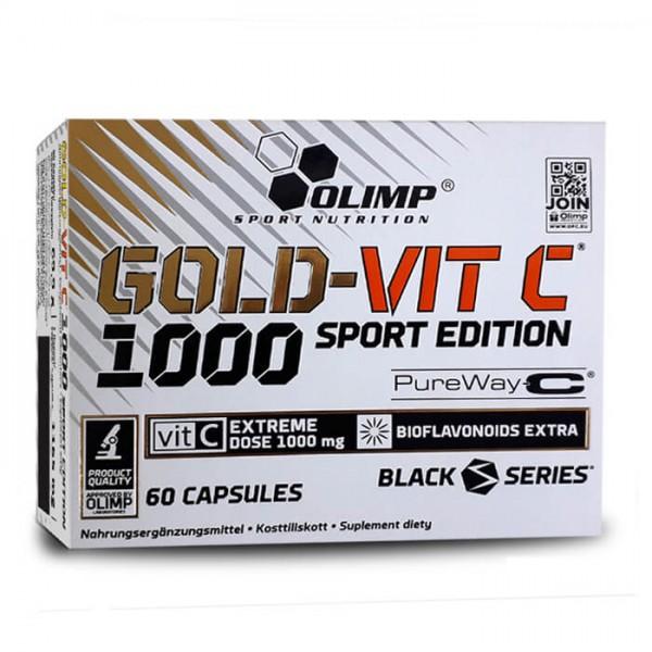 Olimp Gold-Vit C 1000 Sport Edition (60 Kapseln)