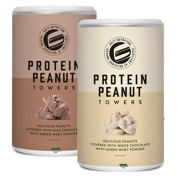 Got7 Protein Peanut Towers