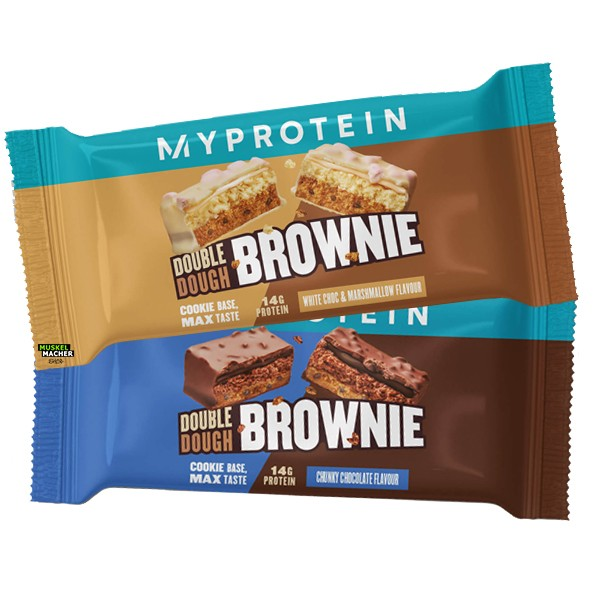 Myprotein Double Dough Protein Brownie