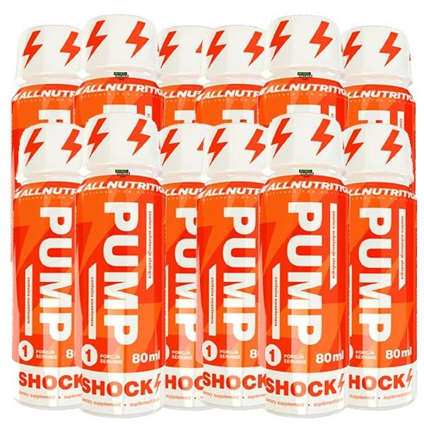 12x All Nutrition Pump Shock Shots