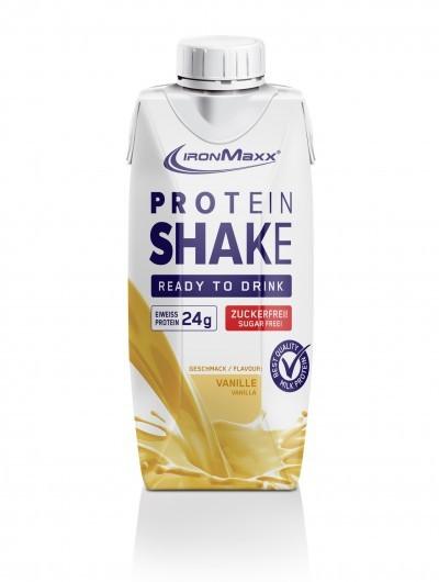 Ironmaxx Protein Shake