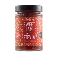 Good Good Sweet Jam with Stevia Apricot